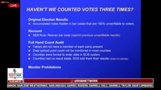 Georgia Election Fraud Hearing (Full) 12/30/20