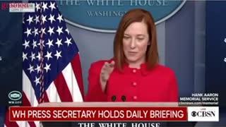 The most unprepared press secretary