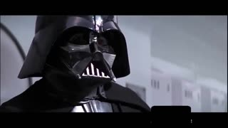 Darth Vader Before and After James Earl Jones