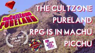 The CULTZONE Pureland TeaserTrailer El Condor