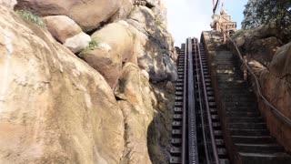 Walt Disney World Magic Kingdom Seven Dwarfs Mine Train