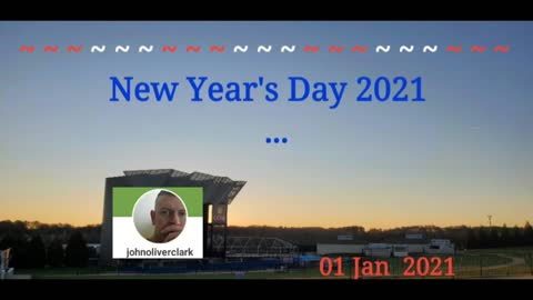 New Year's Day 2021