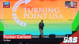 TUCKER CARLSON FULL SPEECH AT TURNING POINT USA (12/19/20 - DAY 1)