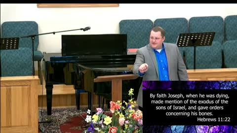 Sunday Morning Service - June 20, 2021