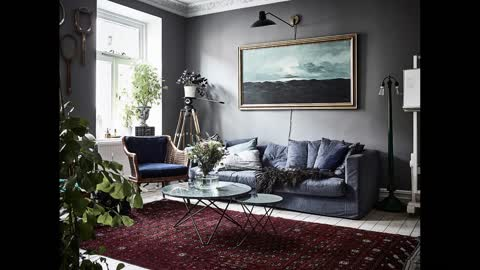 Interior Design ▸ 50 Living Room Ideas In Scandinavian Design