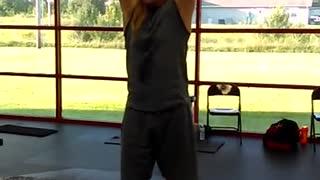 American Ninja Warrior training?