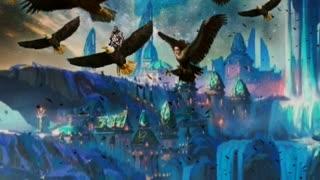 EAGLE ARMY COMES TO WONDERWORLD'S RESCUE