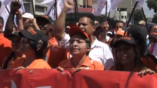 Venezuela cierra pasos fronterizos