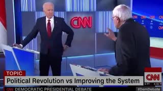 Liberal against Socialist