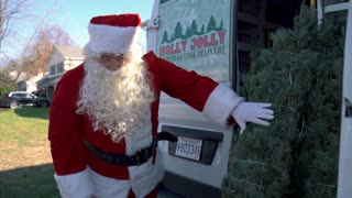 Holly Jolly Trees delivers trees during COVID-19