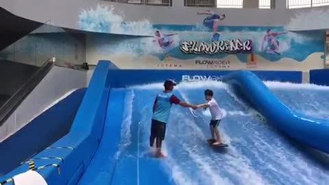 Scott surfing