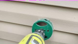 Radon Mitigation System, parts needed and installation - Part 2 of 2