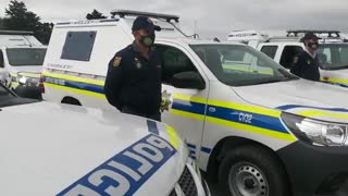 New police vehicles a big boost in fight against crime