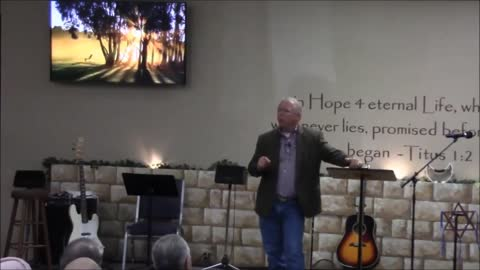 Dreams - Guest Speaker Rick Burkhalter