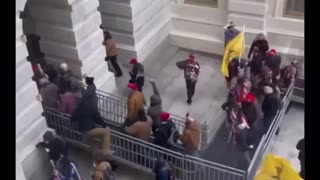 Trump Supporters Breach the Capitol Building