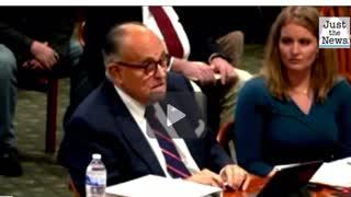 Rudy Giuliani: THEFT Of An Election !