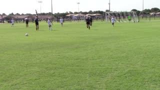 Solar Cup - Game 1 v McKinney United half 1