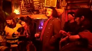 Pirates singing a good song!