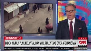 Biden Admin even losing Fake-news CNN over Afghanistan