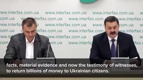 Ukraine confirms Biden corruption!