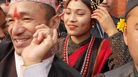 Sindur Jatra   Tokha Biska: Jatra