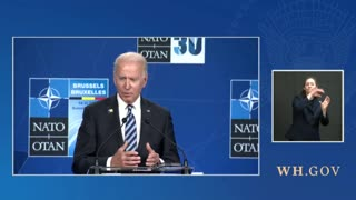 Biden Slams GOP During Press Conference
