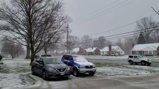 April Fools Snow