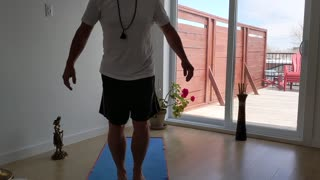 Hatha with Harry - Beginner's yoga 5.1: Tadasana