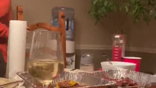 Daughter Fools Mom with Vodka Trick
