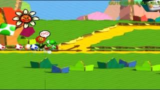 throwing Yoshi's Story (USA) n64