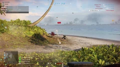 Battlefield 5 Beach rules strictly enforced