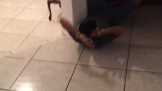 Epic fail: Dude wipes out on hoverboard hard