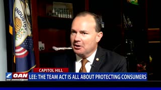 Sen. Lee: The Team Act is all about protecting consumers