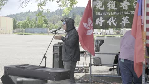 Good God Father - Preparation, Bill of Rights, [Live @ Remembering Tiananmen Square in Gresham, OR]