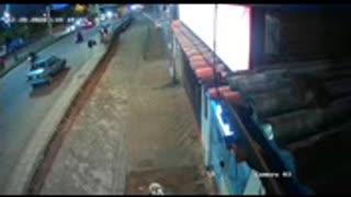 Video: Motociclista falleció en un accidente de tránsito en Piedecuesta