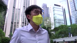 Democracy activists plead guilty to illegal HK assembly