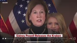 Sydney Powell Presser