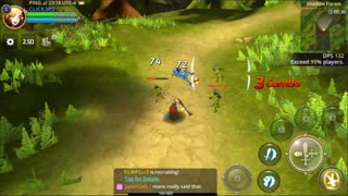 Dragon Nest M - Android Mobile - Gameplay - Ep1