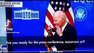 Joe Biden is so gone 2021