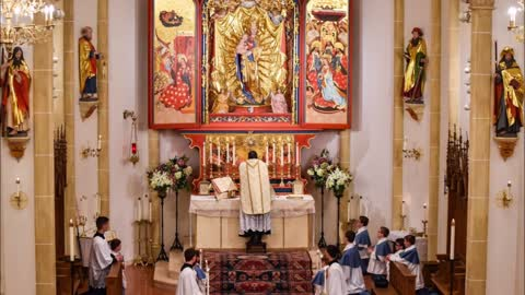 Holy Mass as Heart of Family: 'Loving Holiness' Conference 5/6 ~ Fr Armand de Malleray, FSSP