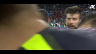 Special moments with Cristiano Ronaldo¬