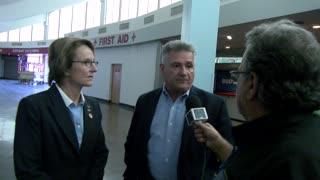 Interview W Elected Officials Senator Sonny Borrelli + The warrior Lt Col Senator Wendy Rogers.