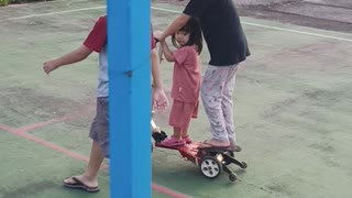 Scooter Girl!