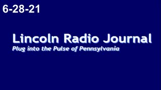 Lincoln Radio Journal 6-28-21