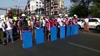Myanmar police launch most extensive crackdown