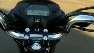 Rolê de moto