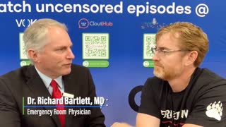 Dr. Ardis Interviews Dr. Richard Bartlett, MD