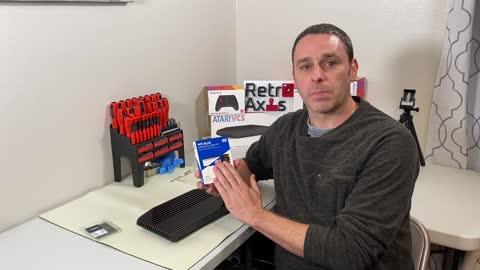 Upgrading the Atari VCS