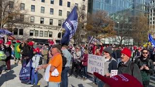 March for Trump | Million MAGA March | Washington DC | 2020-11-14 I IMG_1956