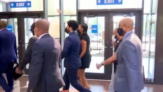 Jussie Smollett back in court